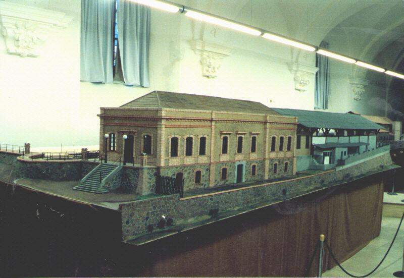 Estación de Sant Feliu